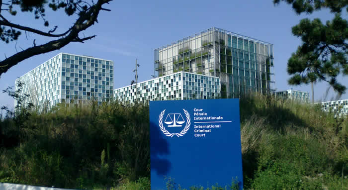Headquarters for the International Criminal Court (ICC) in the Hague, Netherlands. Photo: www.ishr.ch