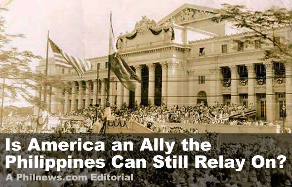 Is America an Ally the Philippines Can Still Relay On?